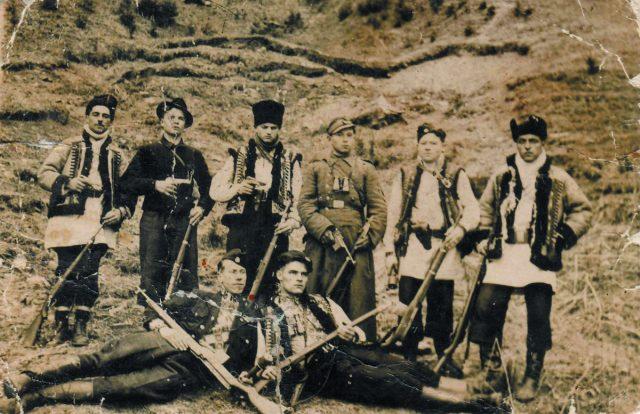 Повстанці з Косівщини