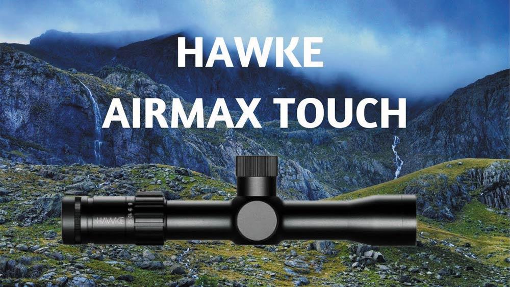 Прикоснись к окуляру: Hawke Airmax Touch