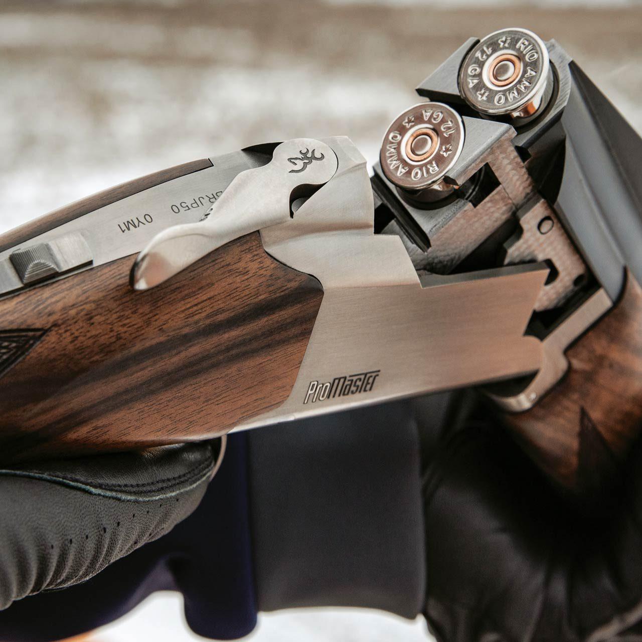 Седьмое поколение Browning 725 Promaster