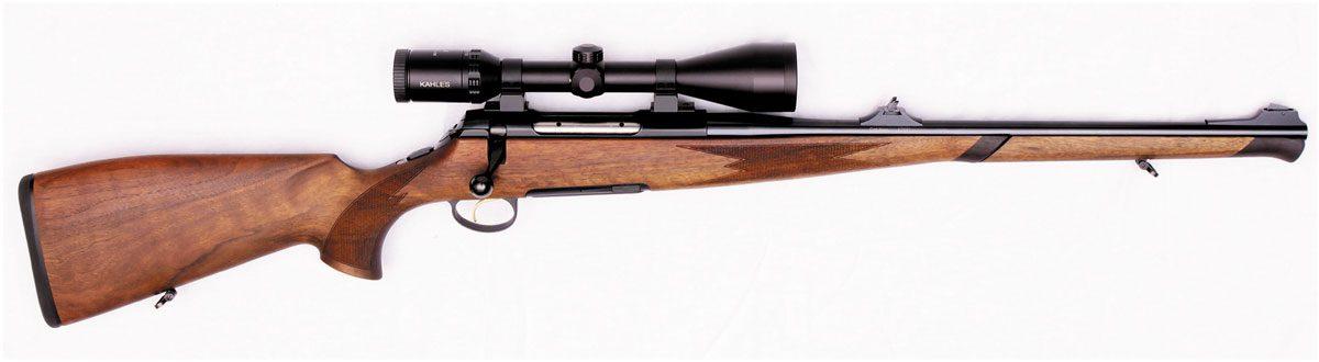 Несмотря на небольшую длину ствола— всего 510 мм,— точность стрельбы со 100 метров оказалась идеальной для охоты