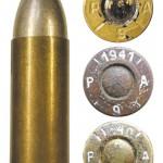 Румынские 9 mm Steyr производства Pirotechnia Armatei