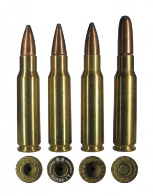 Варианты снаряжения и маркировки патронов 6,8mmRemington SPC