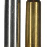 Гильза .300 RUM в сравнении с патроном .338 Blaser Magnum