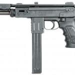 К6м с «традиционным» для семейства К6-92 прикладом, магазин на 25 патронов
