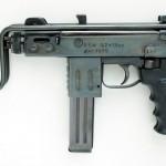 К6м с прикладом а-ля «Скорпион», магазин на 16 патронов