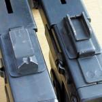 Прицелы ПП «Eagle» (слева) и К6-92