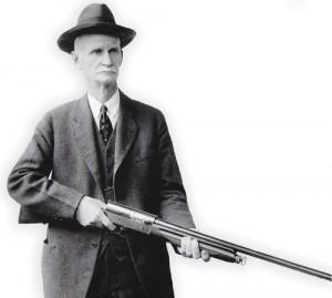 Джон Мозес Браунинг, создатель калибра .50 BMG