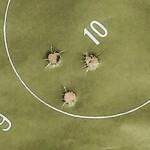 Кучность калибра .308 Win (патрон Geco, пуля TM 170 гран)