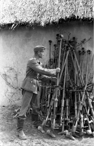 Предвестники крупнокалиберных снайперских винтовок — противотанковые ружья Второй мировой