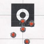 ".308 Win, 1:10"", пуля PPU SP 150 гран,  ФГС— 3,21, кучность— 0,910 МОА"