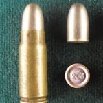 7,65 Mauser немецкого производства с оболочечной пулей DWM 203