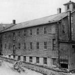 Первая фабрика компании Remington (Илион, штат Нью-Йорк, 1840 г.)