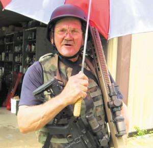 Джерри Микулек, легенда стрелкового спорта