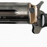 Leinad .45 Long Colt pepper-box revolver