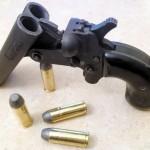 Leinad .45 Long Colt derringer: это не пистолет маленький— это патроны такие