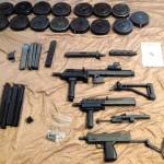 Комплект апперов фаната SWD M-11/9, включая 15 магазинов от M31 Suomi – $8000