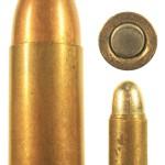 4,25-мм патрон Lilliput (справа) в сравнении с патроном 9х19