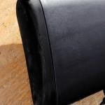 Затыльник такой же, как у вариантов с деревянной ложей, толщиной 17 мм — в сочетании с пластмассовым прикладом неплохо поглощает отдачу