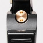 Задняя пробка отвечает за поджатие боевой пружины (регулировку мощности)