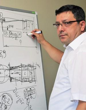 Омер Билгиджли, директор завода, рассказывает о характеристиках ствола Promax