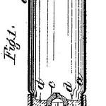 Конструкция гильзы, разработанной англичанином Джорджем Дау, объединяла в себе составные элементы гильзы Потте и капсюльное гнездо Боксера (US Patent №89563, 1869 г.)