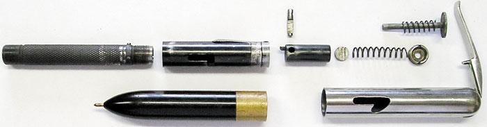 Действительно — «ручки», даже пишут (1990-е годы)