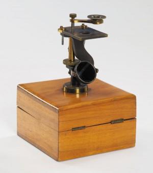 Первый микроскоп Carl Zeiss, 1947 г.