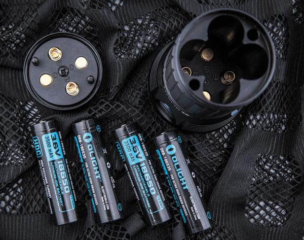 Используемые аккумуляторы 18650 стокоотдачей 10 А