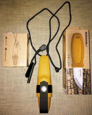 нож для выживания — это тот нож, что окажется под рукой, когда «прижмет»