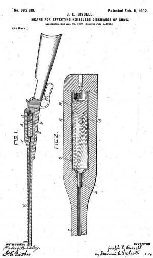 Иллюстрация из патента США № 692819
