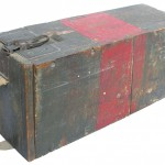Деревянная коробка для хранения и транспортировки 300 патронов S.m.K.H.