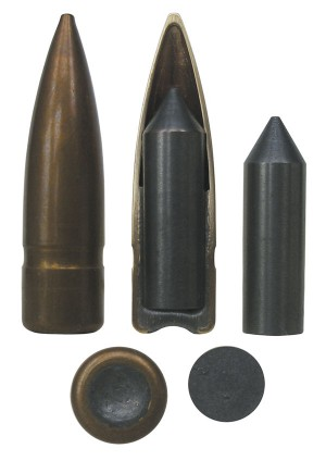 Пуля «Тип №5» — серийный вариант пули 7Н37, принятый на вооружение