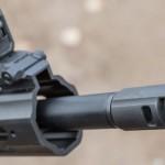 ДТК на оружии калибра .22LR вещь больше декоративная