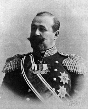 Харьковский губернатор в 1902-1903гг. князь И.М.Оболенский