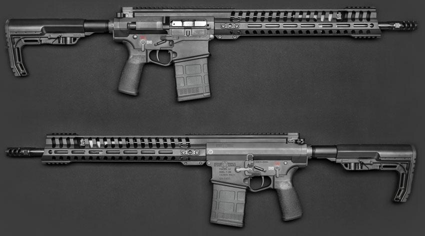 "Винтовка P308 Edge (калибр 7,62 mm NATO, длина ствола 16,5"", шаг нарезов 1:10"")"