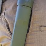 Отличительной чертой ножей Morakniv являются продуманные и очень качественные ножны