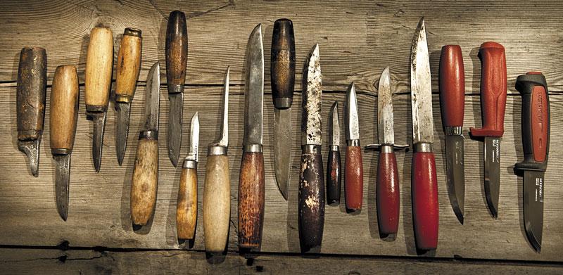Ножи из Моры — классические работяги