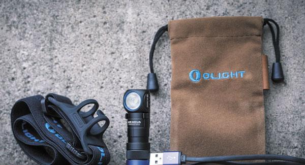 Комплект поставки All inclusive: в нем есть все необходимое для использования фонаря