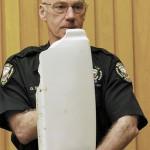 Крышка бачка унитаза — орудие убийства Кристин Жанет Юбэнкс