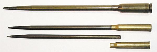 Секретные современники «трубок» Мичурина — патроны к оружию боевых пловцов ВМФ СССР: «стрелы» есть, «отсечки» нет