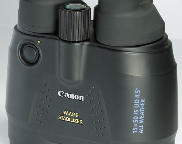 В Canon 15x50 IS All Weather применяется разновидность классической схемы Porro — «выпрямляющая система Аббе», или призма Porro второго типа