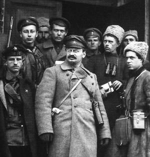 Заря «нового мира»: Троцкий — Предреввоенсовета РСФСР (1918-1919 гг.)