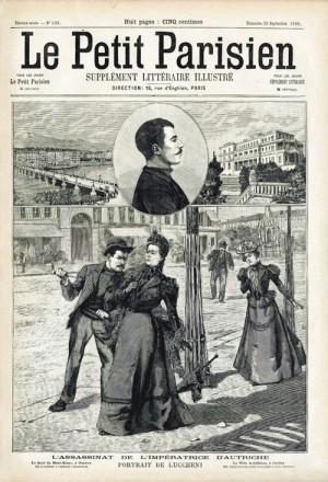 Покушение на императрицу Елизавету (1898 г.)