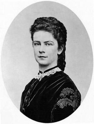 Елизавета Баварская, императрица Австрии