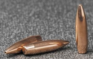 Обтекаемая форма с выраженным «боаттэйлом» обеспечивает пуле .224-го калибра Hornady BTHP Match 75 гран значение БК, близкое к параметрам пуль .30-го калибра — 0,395 (G1)!