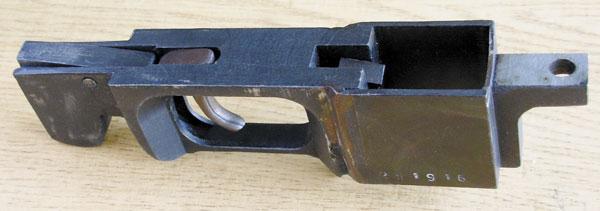 Спусковая коробка со спусковым механизмом без «излишеств»