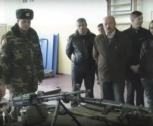 День откры-тых дверей в Военном институте МО ПМР (2016 г.)