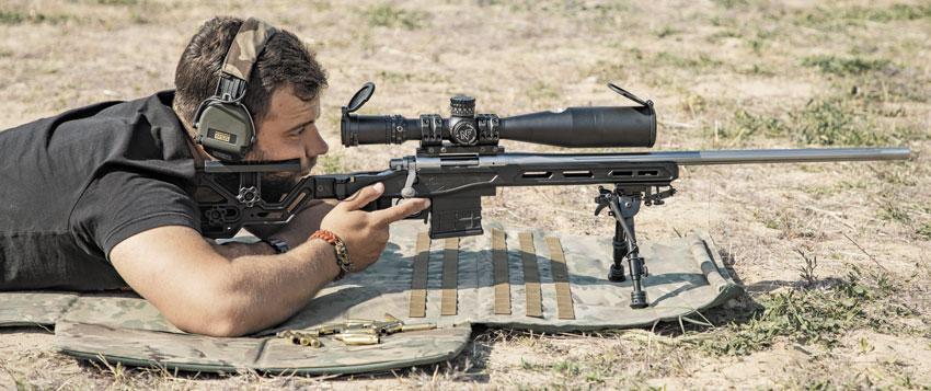 Спортивная высокоточная стрельба переживает в Украине второе рождение, ина каждом турнире все больше новичков