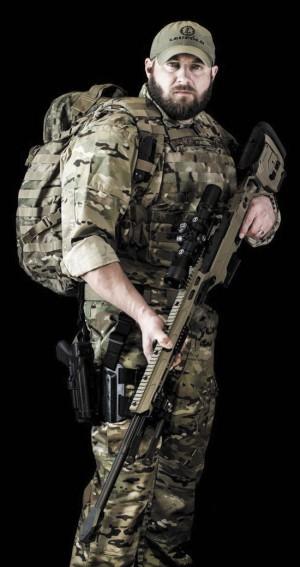 Роб Фeрлонг, легендарный снайпер-рекордсмен, теперь предпочитает винтовки Cadex