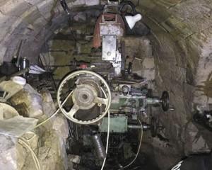 Катакомбная мастерская под домом Дорошенко